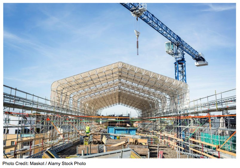 startup capital construction